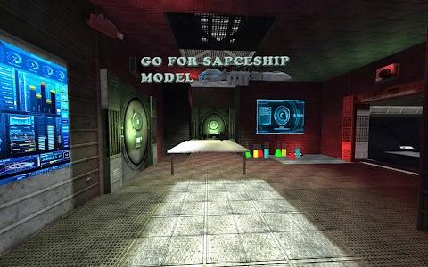 VR Sci-fi Search Operation 4D screenshot 2
