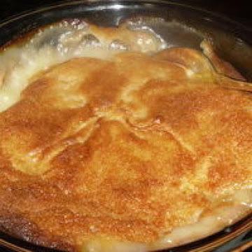 Grandma's Easy Peach Cobbler Recipe