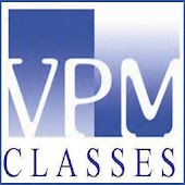 VPM CLASSES ONLINE TEST