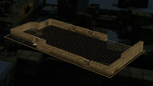 ビルダーズ2「城壁の設計図」