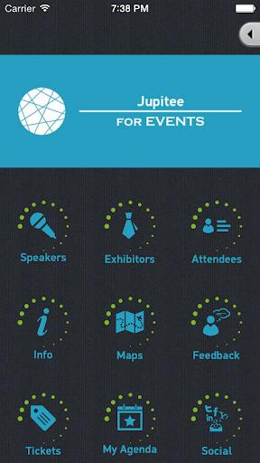 Jupitee for Events