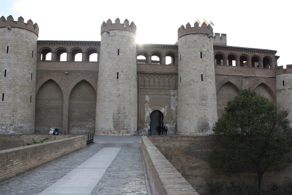 Мадрид-Сарагоса-Барселона: экскурсионный отдых с ребенком 2 года.