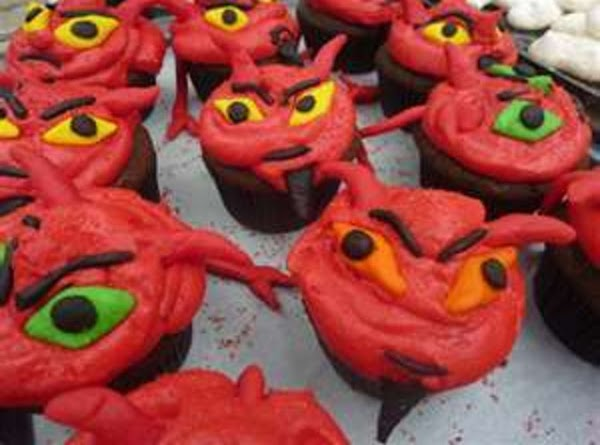 easy Devils These are all frosting just look atb the picture as you go.