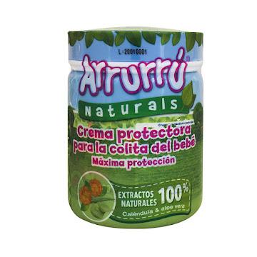 Crema Arrurrú Naturals   Para La Colita X 100g + Crema X 25g