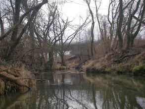 Photo: a to już most obwodnicy Siewierza