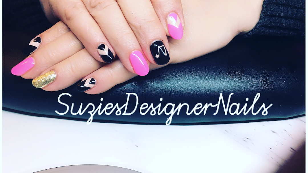 Suzies Designer Nails Nail Salon In Castlegar