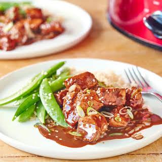 Slow-Cooker Hoisin Chicken.