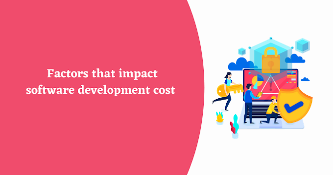 Factors that impact software development cost