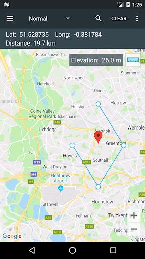 Map Coordinates 4.7.5 screenshots 5