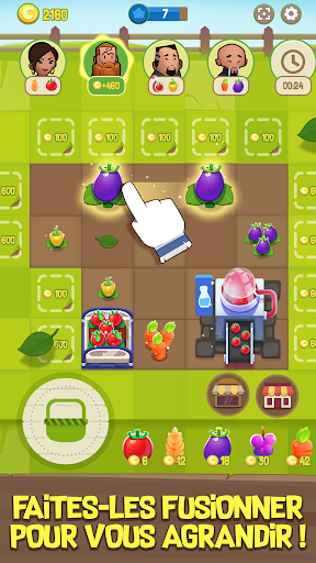 Merge Farm!  captures d'u00e9cran 2