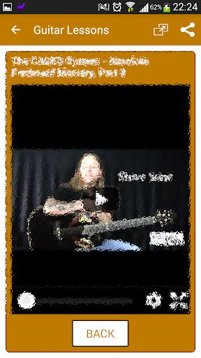 学习基本的吉他教训