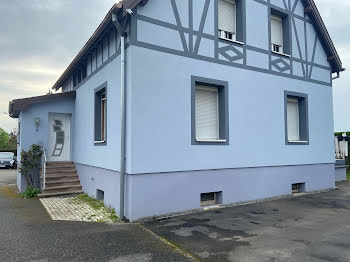 maison à Wittenheim (68)