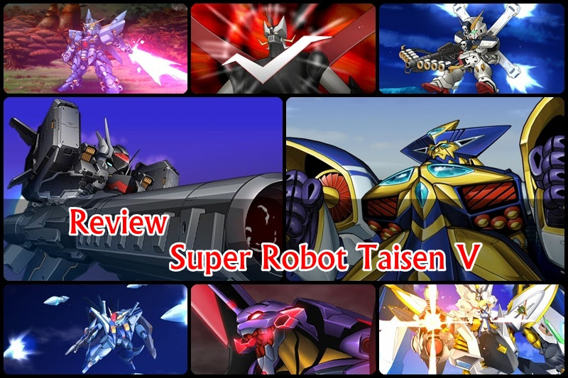 [Review] Super Robot Taisen V
