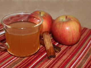 Hot Cranberry Orange Cider Recipe