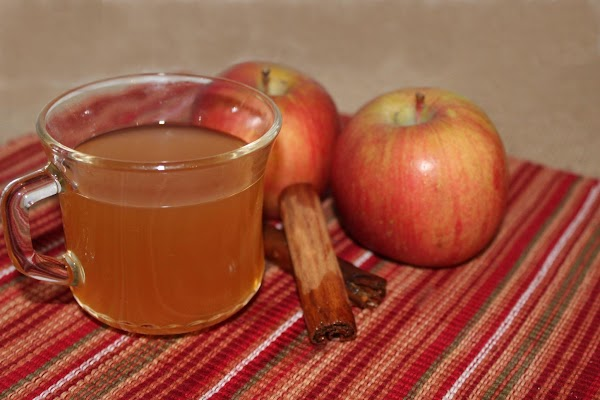 Hot Cranberry Orange Cider Recipe