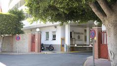 Comandancia de la Guardia Civil de Almería.