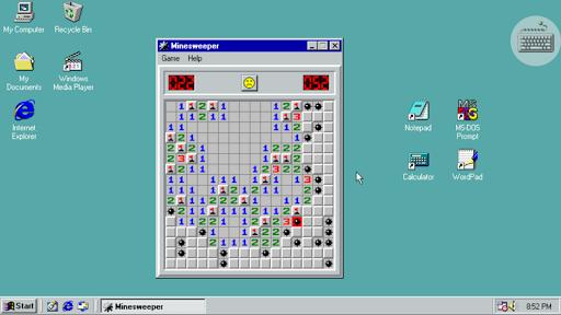 Win 98 Simulator  screenshots 3