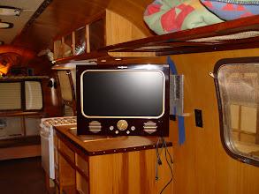 Photo: Fits right into the trailer interior.