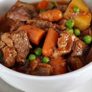 Easy Hearty Beef Stew