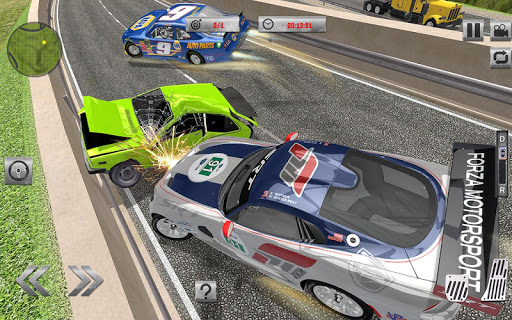 Car Crash Simulator & Beam Crash Stunt Racing SG 1.1 screenshots 11