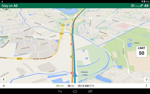 Maps Speed Limits 6.1 screenshots 5