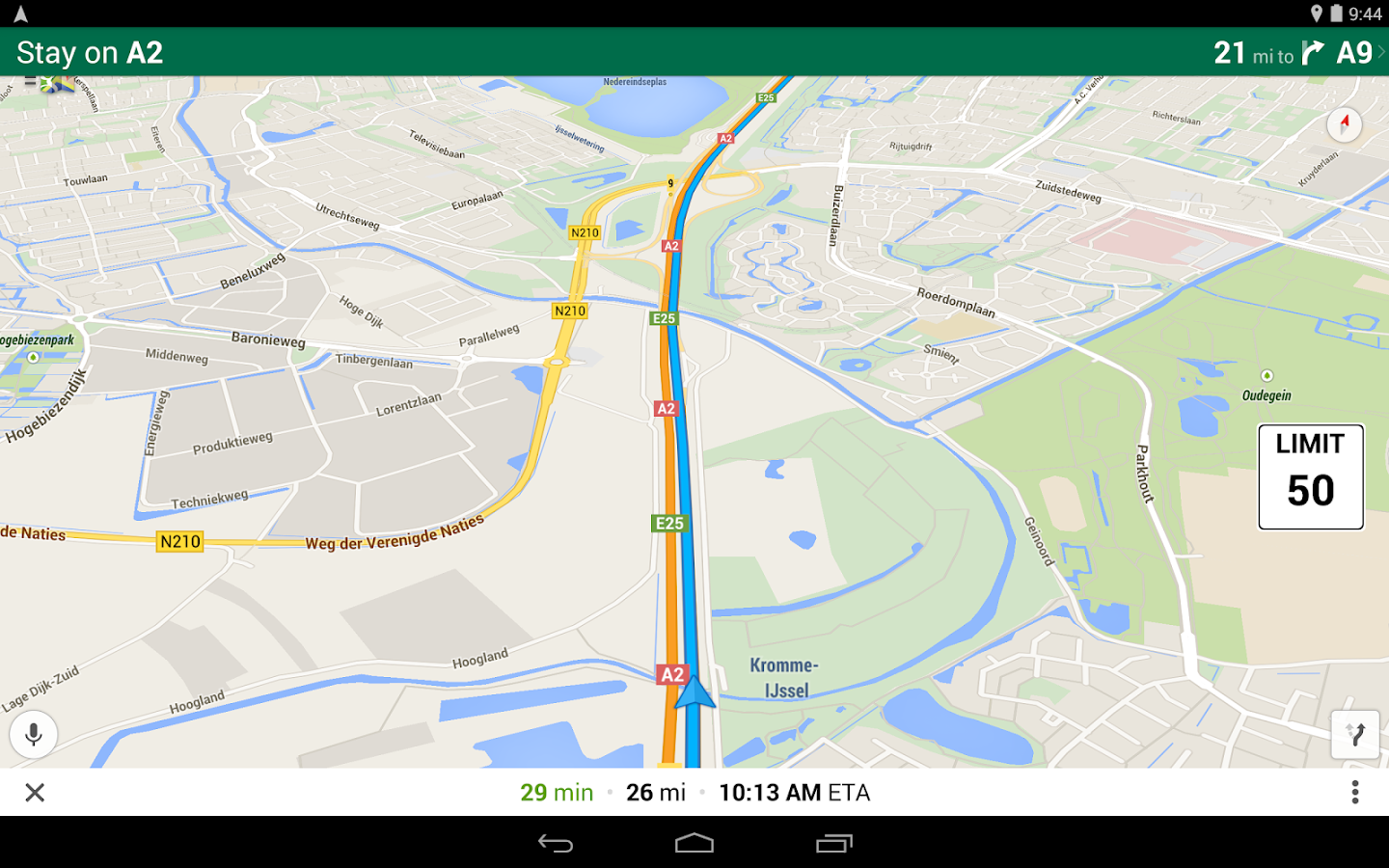 Maps Speed Limits Android Apps On Google Play - Us highway speed limits map