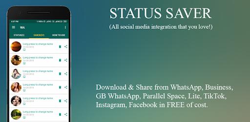 Status Download And Status Saver Apk App Free Download For