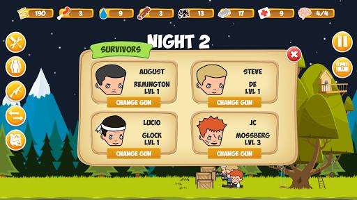 Zombie Forest: Apocalypse Survival 1.22 screenshots 3