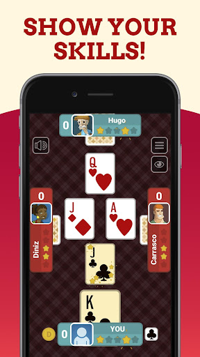 Euchre Free: Classic Card Games For Addict Players screenshots 3
