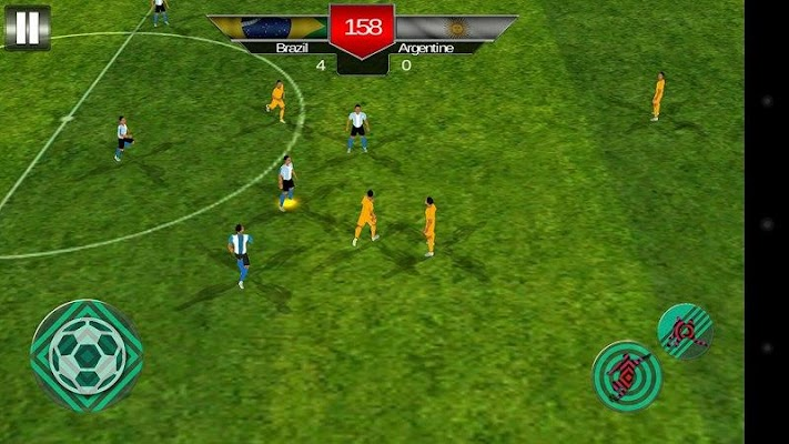 Football and soccer League2016 - screenshot