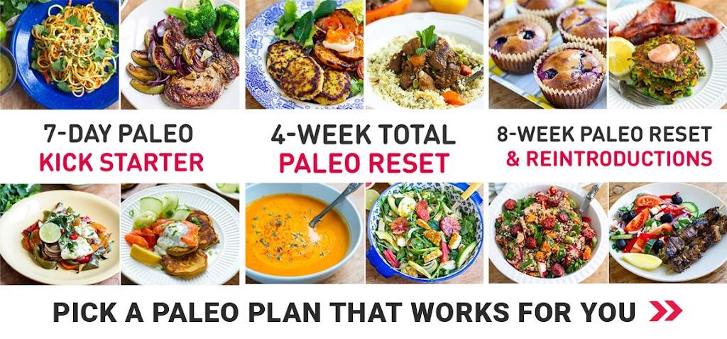 Paleo Plans