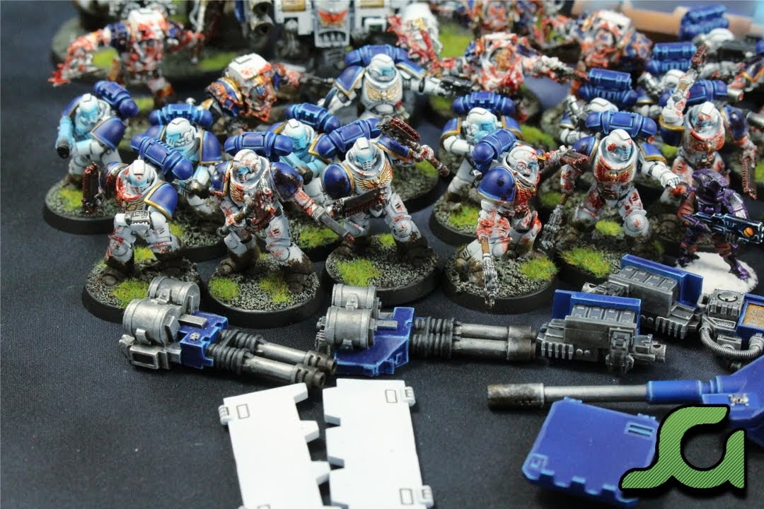 World Eaters Troops