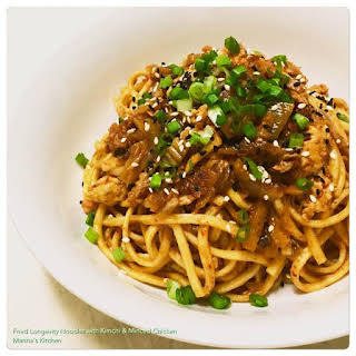 Minced Chicken And Noodles Recipes.