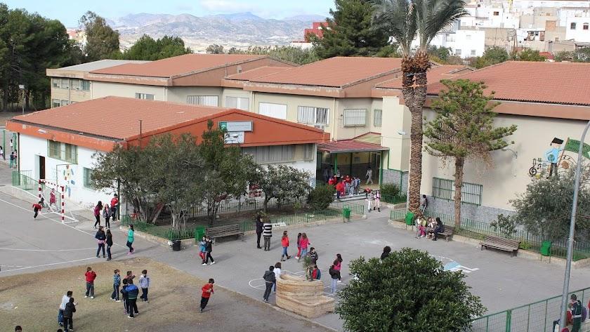 Instalaciones del colegio público Trina Rull.