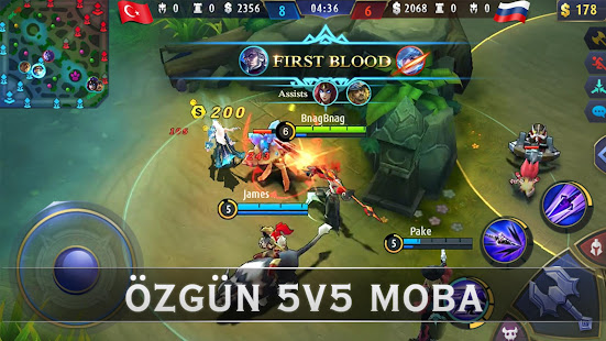 Mobile Legends: Bang Bang hileli apk
