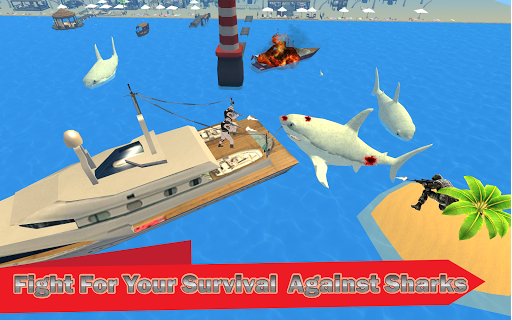 Shark Hunting 3d : Shark Games  screenshots 11