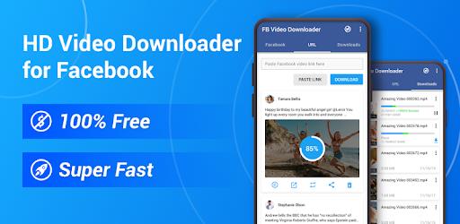 Features of Facebook Video Downloader