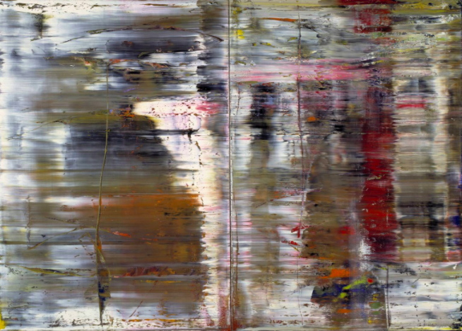 Gerard Richter (b. 1932) Abstraktes Bild (726) (Abstract Painting (726))
