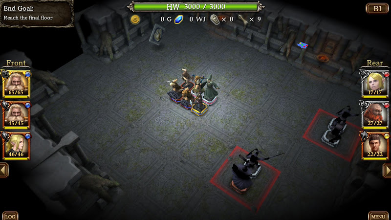 Wizrogue – Labyrinth of Wizardry v2.0.3 + Mod