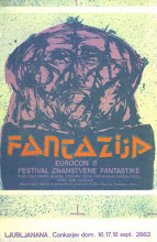 Photo: Fantazija + Eurocon 8, Ljubljana, 1983