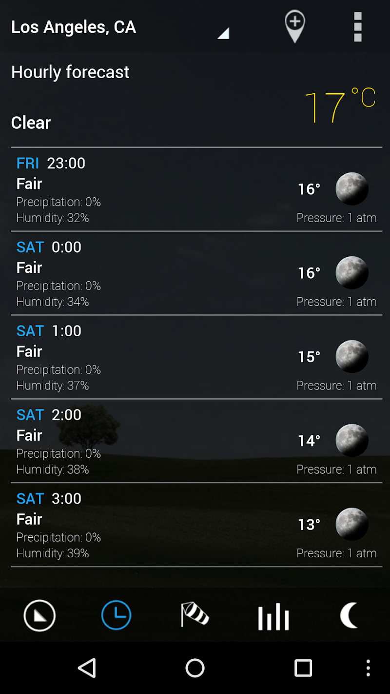 3D Flip Clock & Weather Pro Screenshot 7