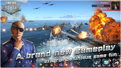 Empire:Rise Of BattleShip  screenshots 2