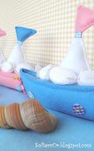 Photo: Καραβάκια για Κοριτσάκι και Αγοράκι! Διαστάσεις: 19Χ4 εκατοστά περίπου.