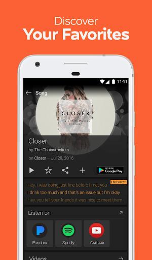 SoundHound Music Search screenshot 7