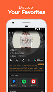 SoundHound Music Search 8.0.2 (Full Unlocked) Cracked Apk 7