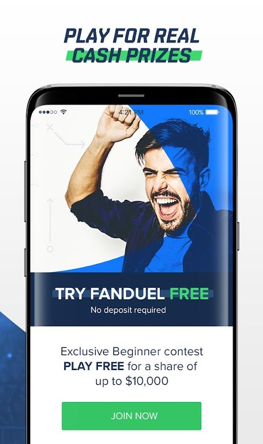FanDuel: Daily Fantasy Sports - Android Apps on Google Play