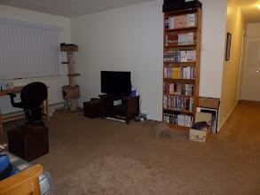 Photo: Living room, from the door