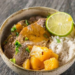 Slow Cooker Tequila Lime Pork Roast.