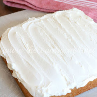 Mama's Sweet Potato Cake with Marshmallow Buttercream Frosting