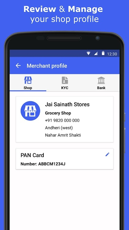 PayNearby Retailer - Aadhaar ATM, Money Transfer – (Android Apps